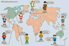 ENGLISH SPEAKING COUNTRIES PROJECT - Which language speak most in the world