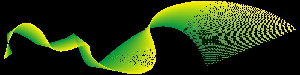 Download Vector Graphics: Wavy Elements Vector