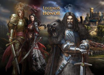 تحميل لعبة الاكشن اساطير الشرف Legends of Honor للكمبيوتر