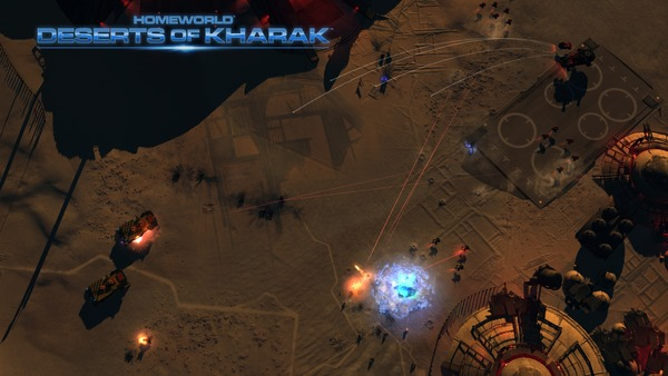 Homeworld: Deserts of Kharak - (PC) Torrent