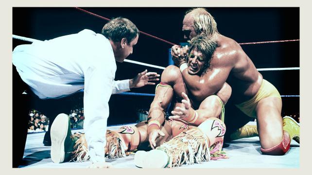 Adam's Wrestling: Wrestling History