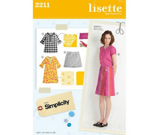 Lisette Patterns Simplicity 2211