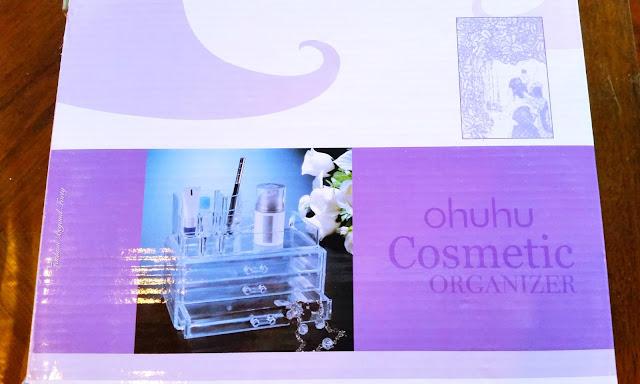 Ohuhu Makeup Organizer Review