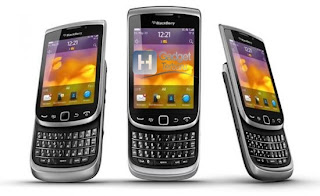 BlackBerry Torch 9810 Black