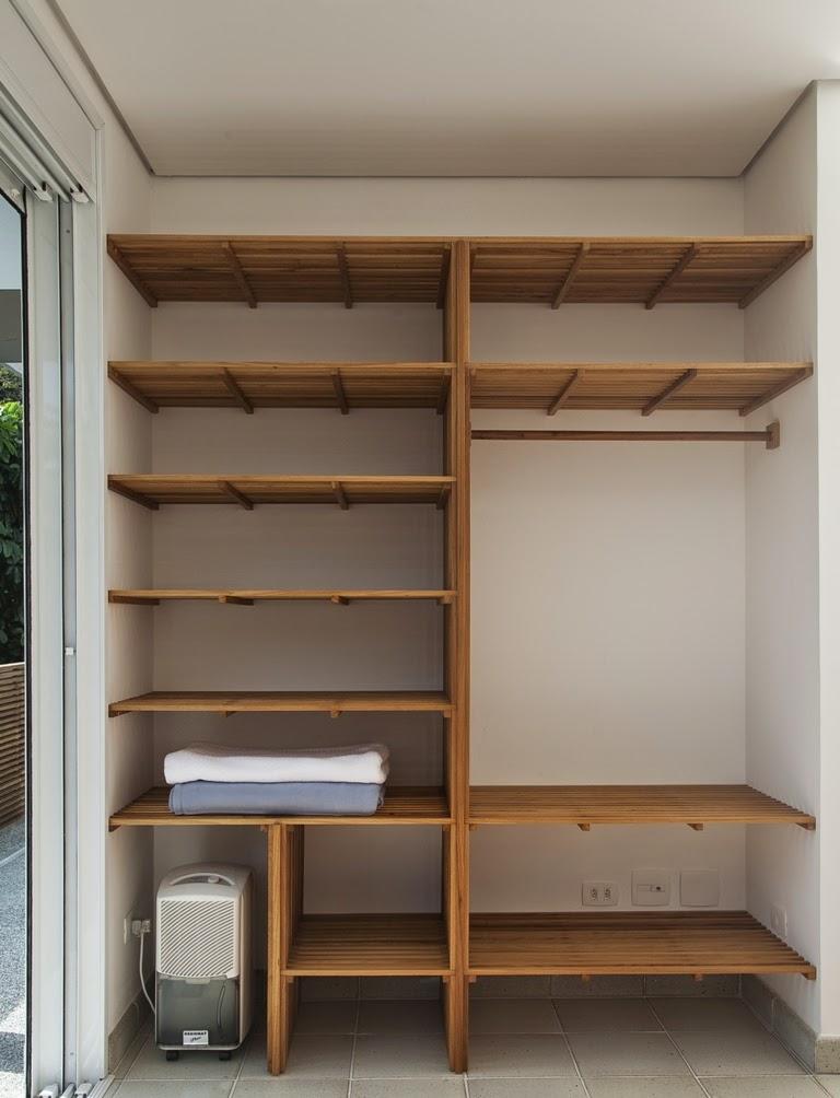 Mistura do Lar Armario de alvenaria para o quarto -> Armario De Banheiro Artesanal