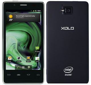 Lava XOLO X900