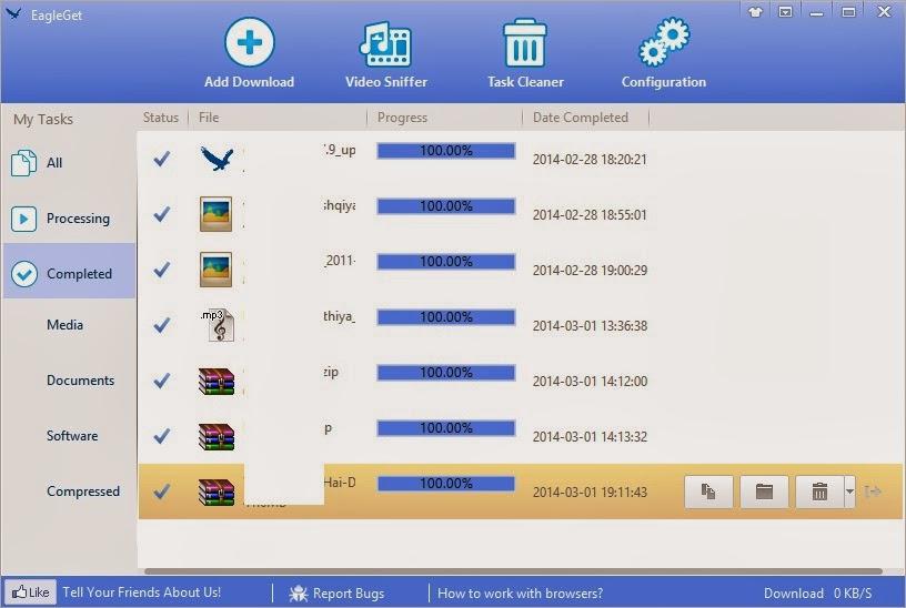 Best Free Alternative for Internet Download Manager