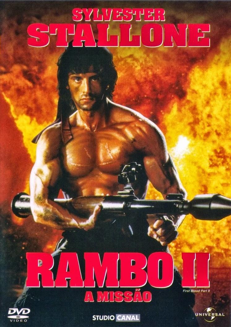 Rambo 2: A Missão – Dublado (1985)