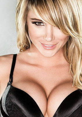 Sara Jean Underwood Lingerie Photoshoot by Gavin Von Karls