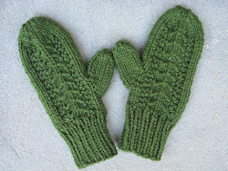 Just One More Mitten