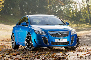 Vauxhall Insignia VXR SuperSport (2013) Front Side