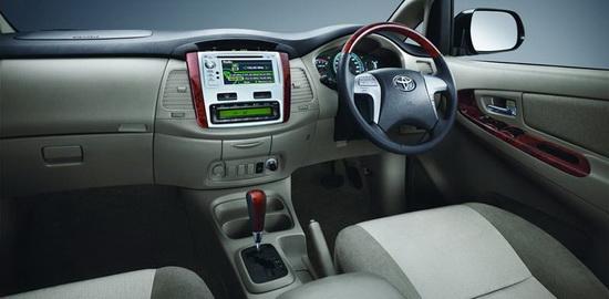 New Innova 2012 Interior Toyota Grand New Kijang Innova