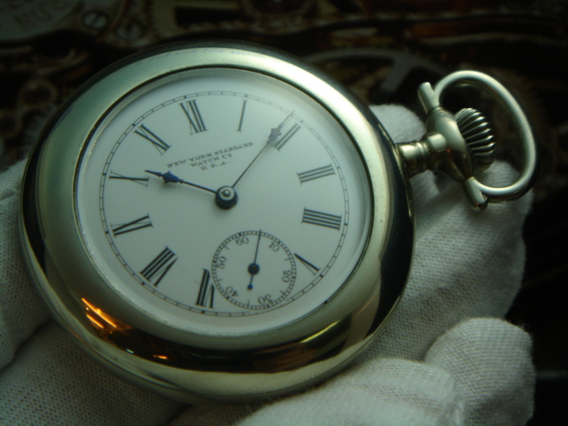 Excelsior Pocket Watches, when were they made?