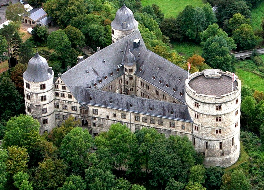 Image result for wewelsburg castle