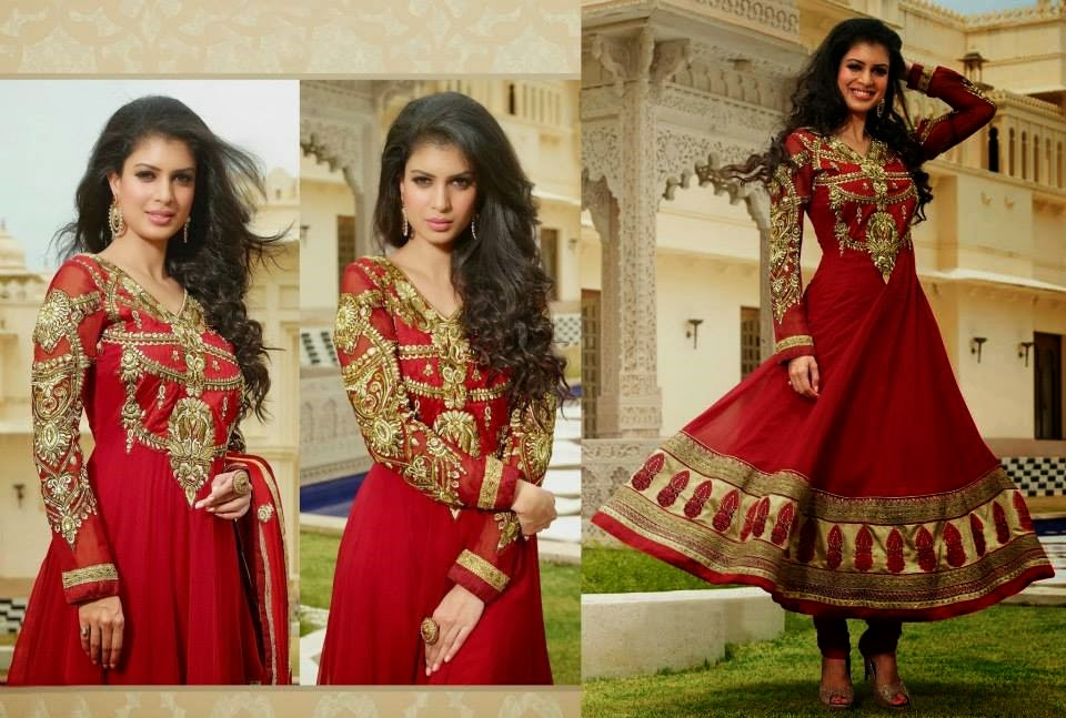 Pajama Frock Semi Stitched Suits By Indired Fashion