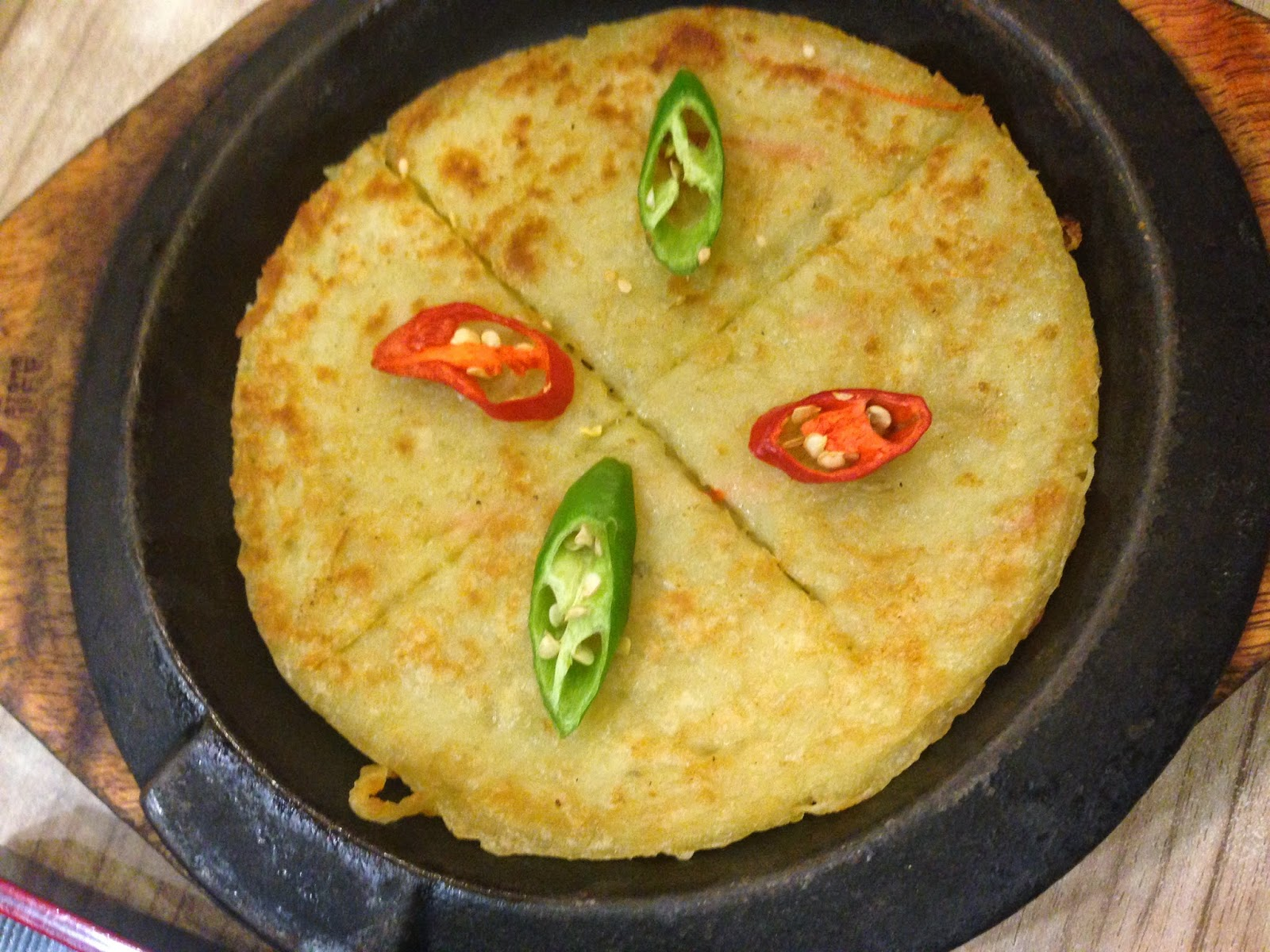 Potato Pancake from Seoul Yummy