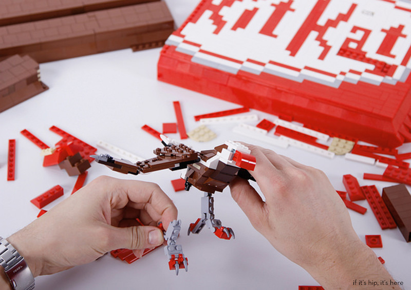 If Its Hip Its Here Archives Kit Kats Tribute To Lego