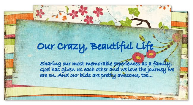 Our Crazy, Beautiful Life