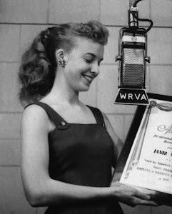 Janis Martin, 1956.