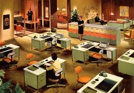 Charmant Today, Then, Ive Found Some Pictures Of Office Places From The  1940u0027s,1950u0027s And 1960u0027s So You Can See What A Retro Office Was Like. Mad  Men, For Example, ...