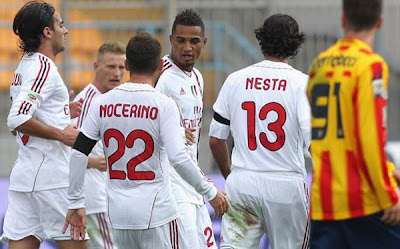 Lecce 3 - 4 AC Milan (3)