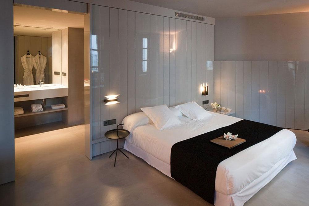 Caro Hotel By Francesc Rif Studio Elegant Modern Hotel In Spain