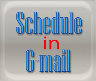 Schedule In gmail