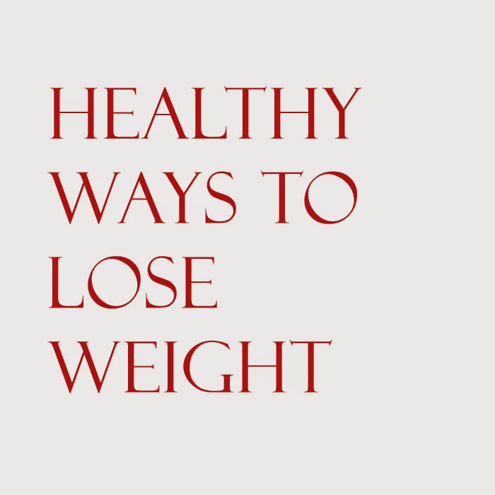 Healthy ways to lose weight quick recipes