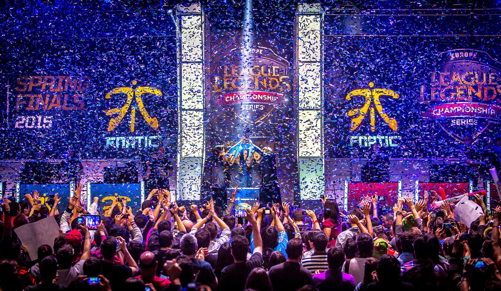 Fnatic gana a Unicorns of Love en épico final de la copa Europea de League of Legends