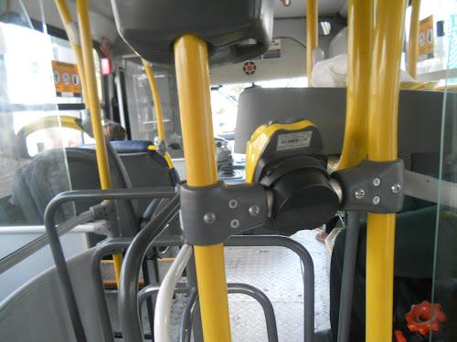 Mais um transtorno em ônibus da Borborema