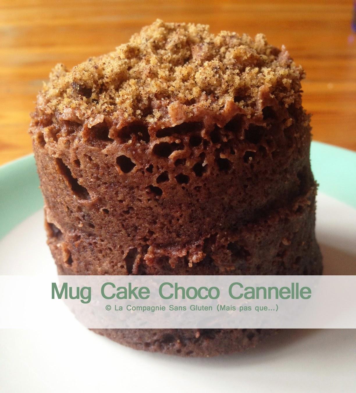 Mug Cake Chocolat Banane Sans Lait