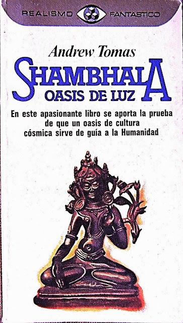 Portada de shambhala de andrew tomas