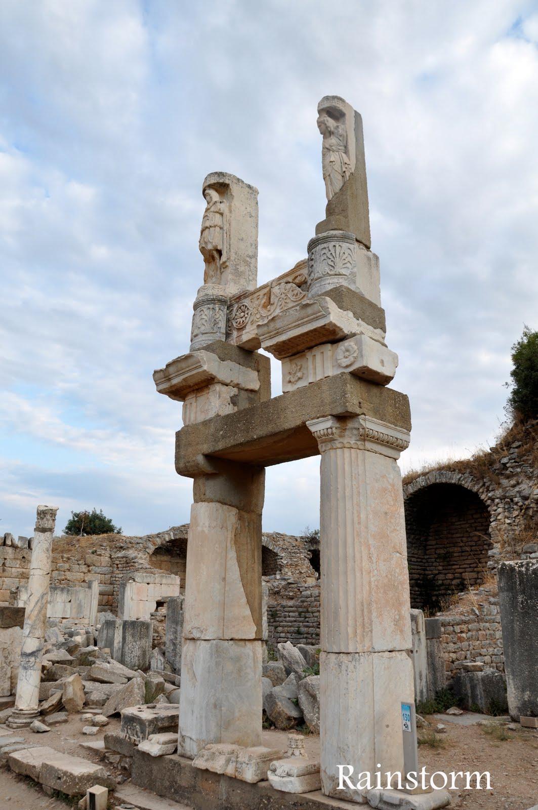 Turkey Trip Series 50 - Turkey (Part 45) - Ephesus (ix ...