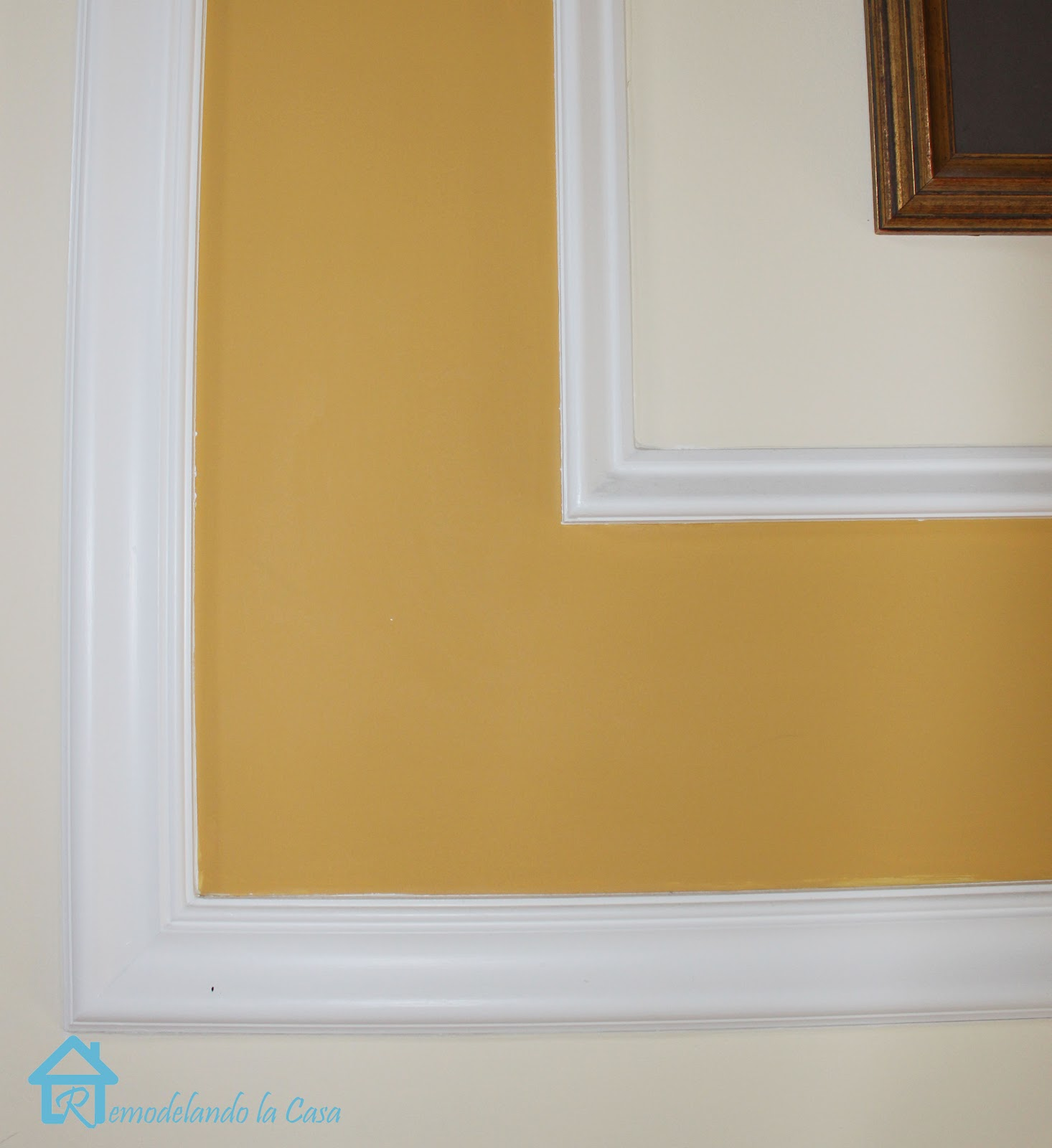 Dorable Wall Frame Molding Elaboration - Picture Frame Ideas ...