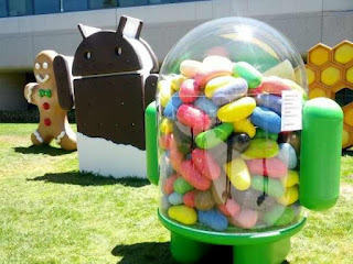Android Jelly Bean 4.10