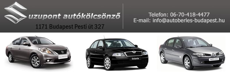 Autókölcsönző Suzupont Kft.