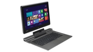 Toshiba WT310 convertible laptop is packed with 128 GB SSD and Core i5 CPU