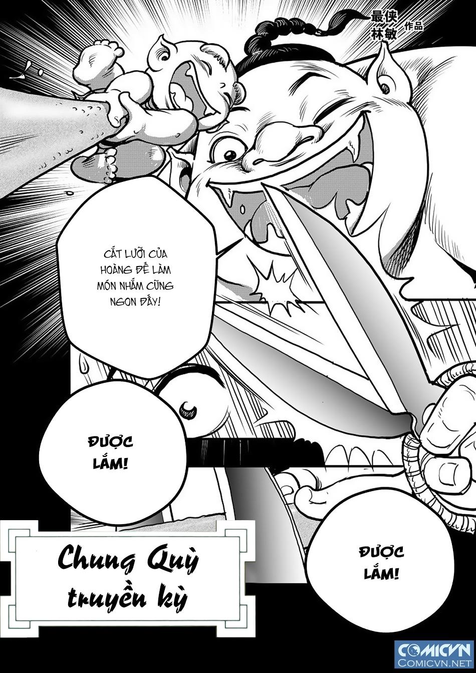 Chung Quỳ Truyền Kỳ Chapter 40 - Hamtruyen.vn
