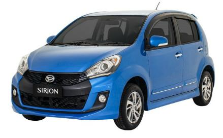 Daihatsu New Sirion 2015