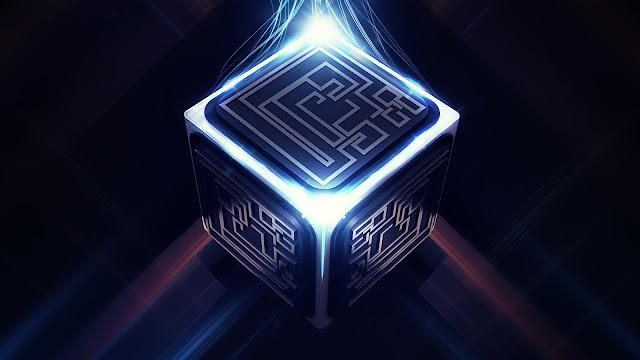 Light Cube HD Wallpaper