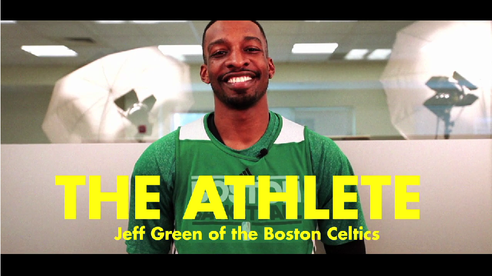 video jeff green gives relationship advice for bostoncom
