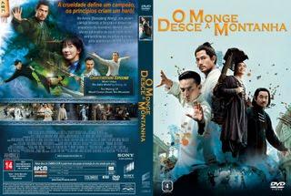 O MONGE DESCE A MONTANHA