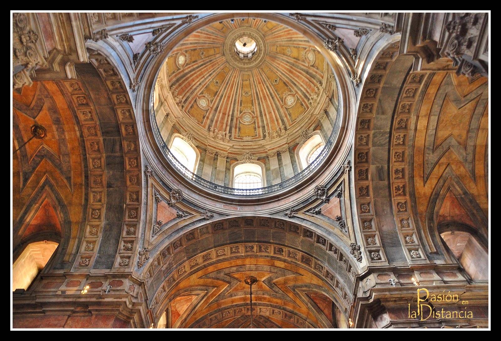 Cúpula Basílica y Convento Da Estrela Lisboa Viajes y Monumentos