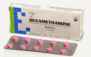 Dosis Obat DEXAMETHASONE (Deksametason)