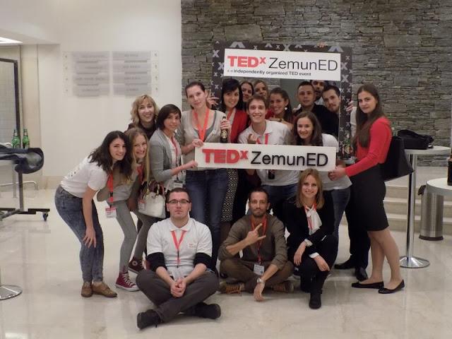 Preko 4000 ljudi pratilo TEDxZemunED konferenciju