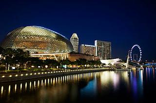 Explanade of Singapore pict