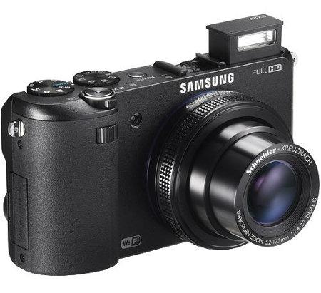 Samsung EX2 F Smart Digital Camera