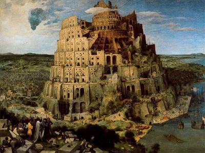 La construcció de la Torre de Babel (Pieter Brueghel el Vell)