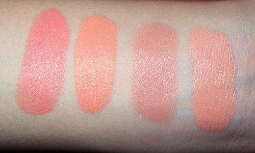 The makeup box barry m lip paint 147 peachy pink review - Peachy orange paint color ...