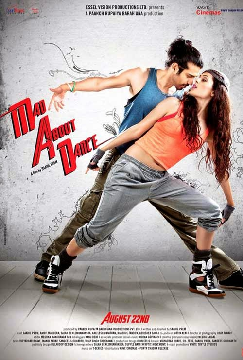 Mad About Dance Movie Poster